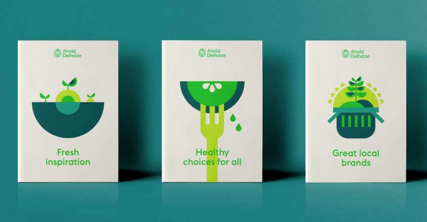Fresh Inspiration Everyday – Ahold Delhaize Unveils New Global Visual Identity